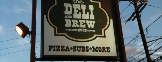 Deli & Brew is one of Vermont.