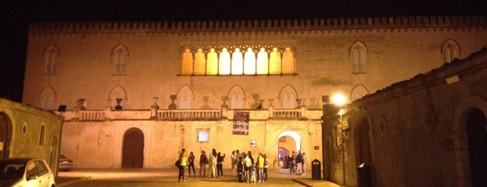 Castello di Donnafugata is one of Scicily guide.