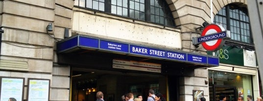 Baker Street London Underground Station is one of London 2013 Tom Jones.