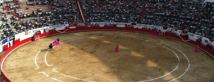 Plaza de Toros Nuevo Progreso is one of Claudia : понравившиеся места.