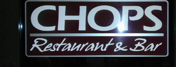 Chops Restaurant & Bar is one of All-time favorites in United States.
