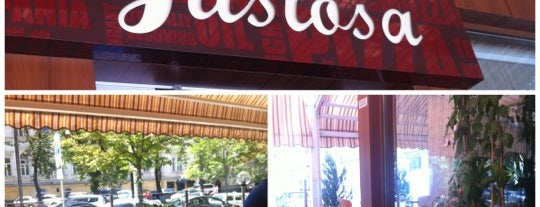 Trattoria Gustosa is one of Lena 님이 좋아한 장소.