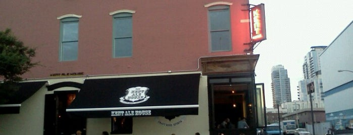 The Kent Ale House is one of Beer.