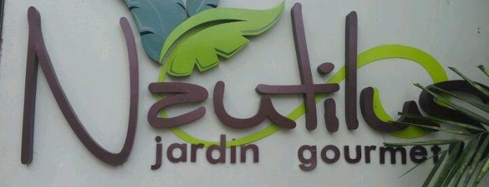 Nautilus Jardín Gourmet is one of Sora 님이 좋아한 장소.