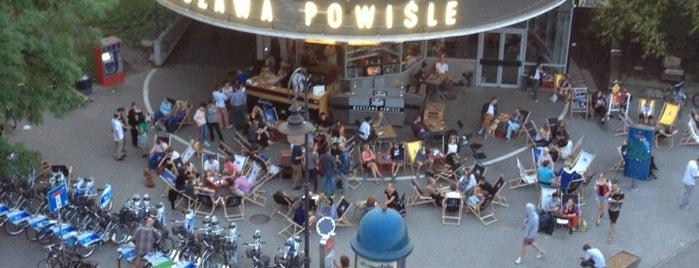 Warszawa Powiśle is one of Warsaw.