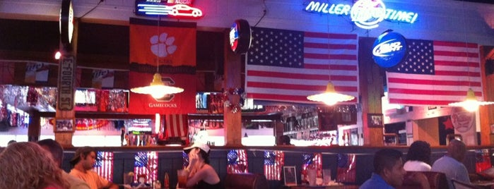 Wild Wing Cafe is one of Places I Go when I Travel.