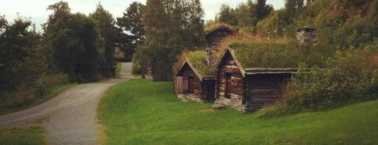 Sverresborg Trøndelag Folkemuseum is one of Jenny: сохраненные места.