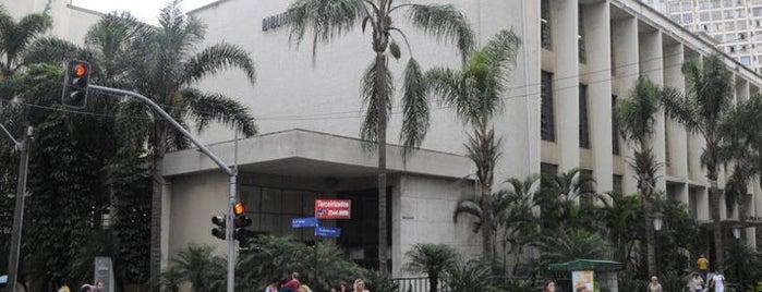 Biblioteca Pública do Paraná is one of Descobrindo Curitiba.