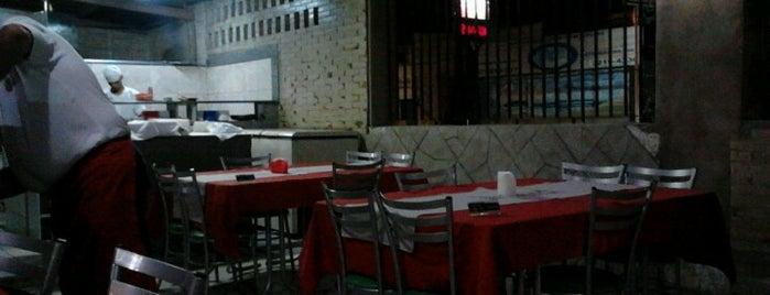 Pizzaria Itália da Gabriele is one of Tempat yang Disimpan Rapha.