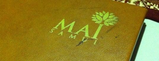 Mai Samui Thai Cuisine is one of Тай.