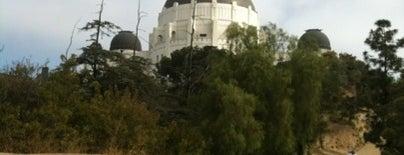 Observatório Griffith is one of LA Places.