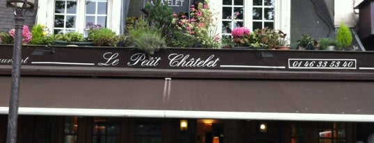 Le Petit Châtelet is one of Want to Try Out.