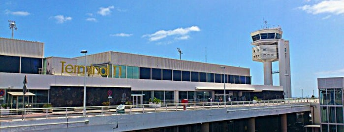Aeropuerto de Lanzarote (ACE) is one of Airports Worldwide....