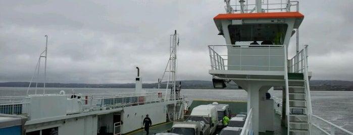 Shannon Ferry is one of Éirinn go Brách.
