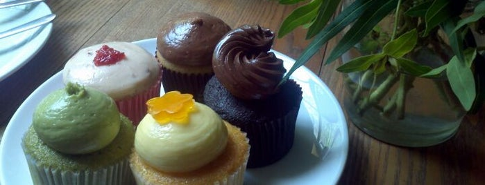 Pacey Cupcakes is one of Boさんの保存済みスポット.