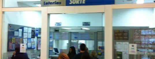Loterias da Sorte is one of Shopping Estação.