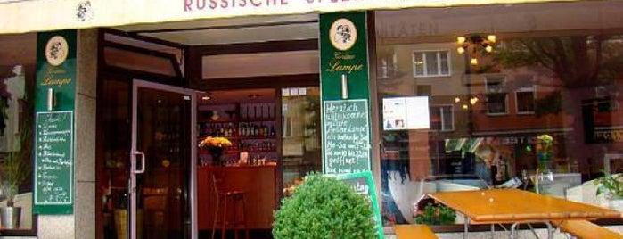 Grüne Lampe is one of Ich bin ein Berliner.