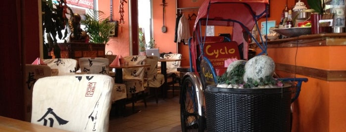 Cyclo is one of StorefrontSticker #4sqCities: Köln.