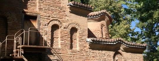 "Боянска църква ""Св. св. Никола и Пантелеймон"" (Boyana Church St. Nikola and St. Pantaleymon) is one of UNESCO World Heritage Sites in Eastern Europe."