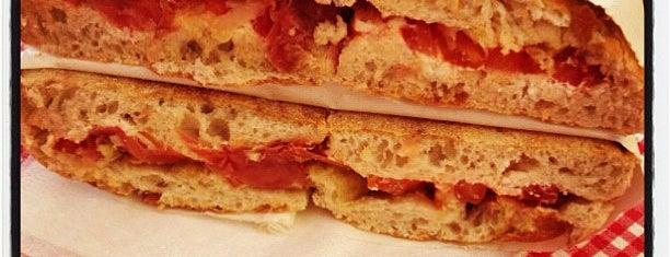 Paninoteca is one of Italienisch.
