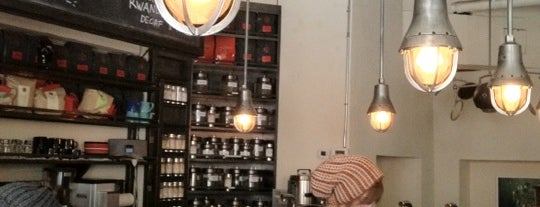 Kaffe 1668 is one of NYC TriBeCa.