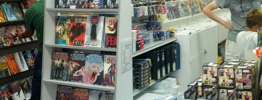 Zapp Comics is one of Posti salvati di Kay.
