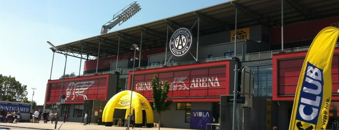 Generali Arena • Franz Horr Stadion is one of Football Arenas in Europe.