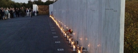 Flight 93 National Memorial is one of Tempat yang Disukai Julie.