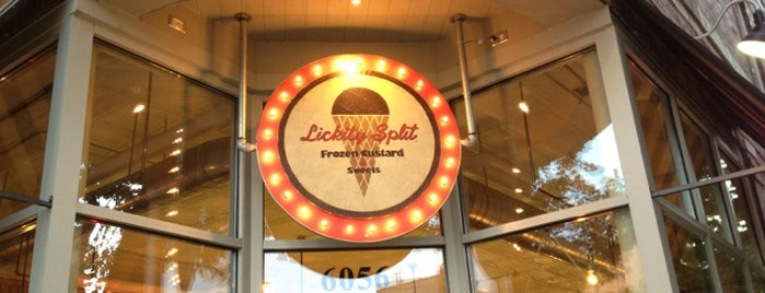 Lickity Split is one of Where to go: Andersonville + Edgewater.