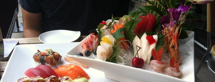 Ten Japanese Cuisine is one of BKLYN food.