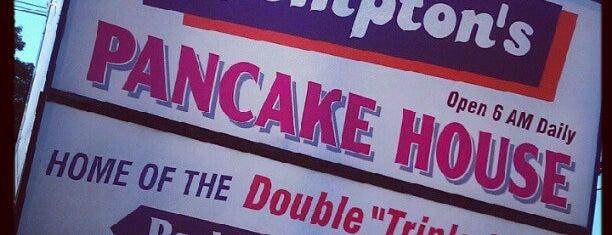 Compton's Pancake House is one of Pocono.