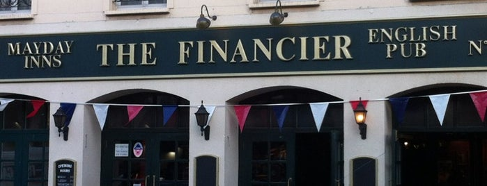 The Financier is one of Europe 2014.
