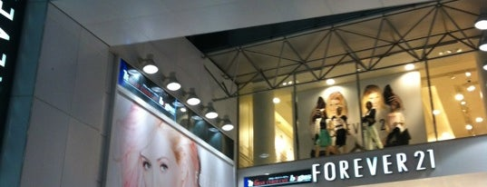 Forever 21 is one of Japan • Tokyo.