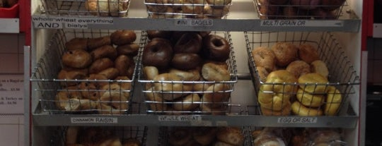 Terrace Bagels is one of Bagel Shop in NY.