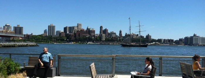 East River Esplanade is one of Tourist attractions NYC.