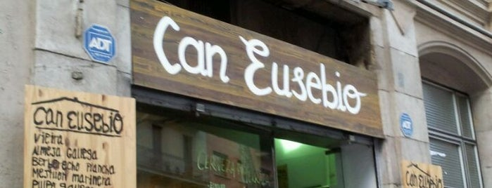 Can Eusebio is one of BCN Food.