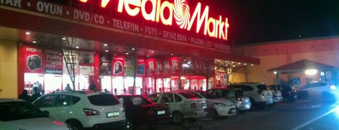 Media Markt is one of Posti che sono piaciuti a Mustafa Kemal.