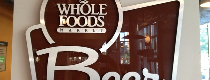 Whole Foods Market is one of NY Green.