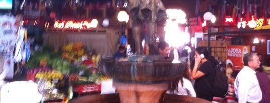 Mercado Central is one of Lugares, plazas y barrios de Santiago de Chile.