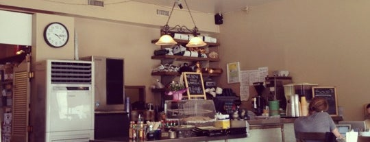 Mustard Seed Cafe is one of Los Feliz / Silver Lake - My Spots.