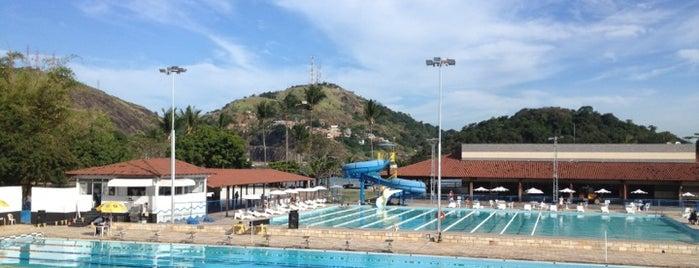 Clube de Natação e Regatas Álvares Cabral (CNRAC) is one of สถานที่ที่ Fabiola ถูกใจ.