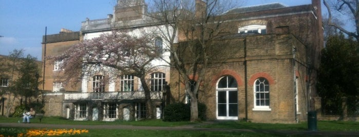 Pitzhanger Manor Gallery & House is one of Tired of London, Tired of Life (Jul-Dec).