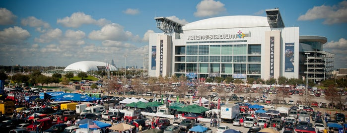NRG Stadium is one of Amarica Football.