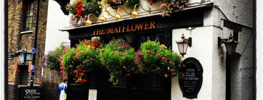 The Mayflower is one of Times Eat Out Card Participants.