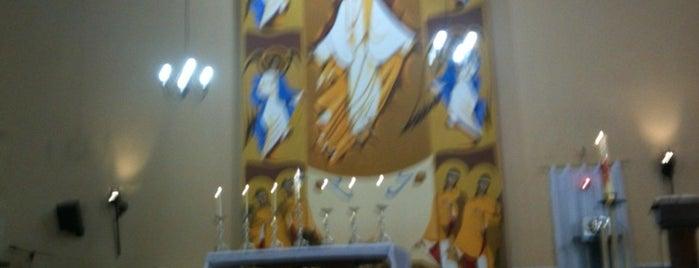 Igreja Nossa Senhora de Fátima is one of Tempat yang Disukai MZ🌸.
