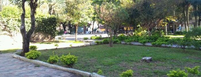 Praça Saturnino de Brito is one of Lieux qui ont plu à Maurício.