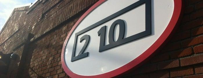 210 Cafe is one of Trevor 님이 저장한 장소.