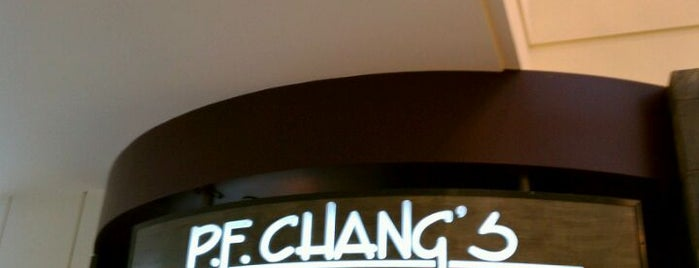 P.F. Chang's is one of 2012 MLA Seattle.