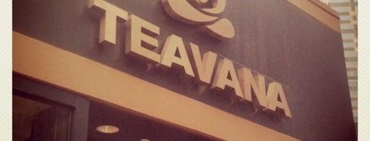 Teavana is one of Los Angeles.