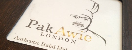 Pak Awie is one of Makan!: Quest for Malaysian Food in UK.